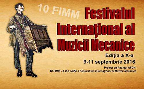 """Festivalul Internaţional al Muzicii Mecanice, și la Casa Culturii """"Ion Creangă"""" Târgu Neamț"""