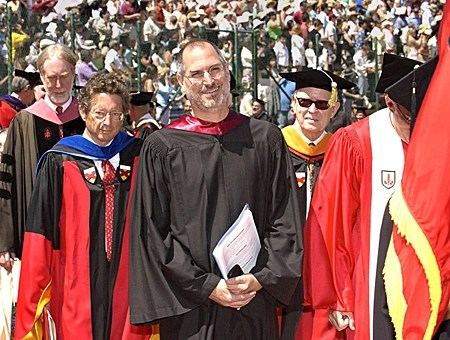 Steve Jobs at Commencement