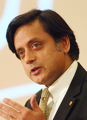 Mr Shashi Tharoor