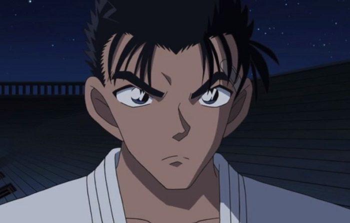 京極真と園子初登場回はアニメの何話?
