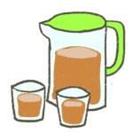 麦茶飲むと気持ち悪い!アレルギー?胃酸が薄まる?原因を検証!