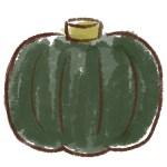 かぼちゃは調理する前に洗う?4分の1カットのは?洗うの忘れたら?