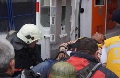 Мощный взрыв в Анкаре