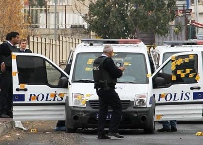 3 полицейских ранены в столкновении с РПК в юго-восточной Турции