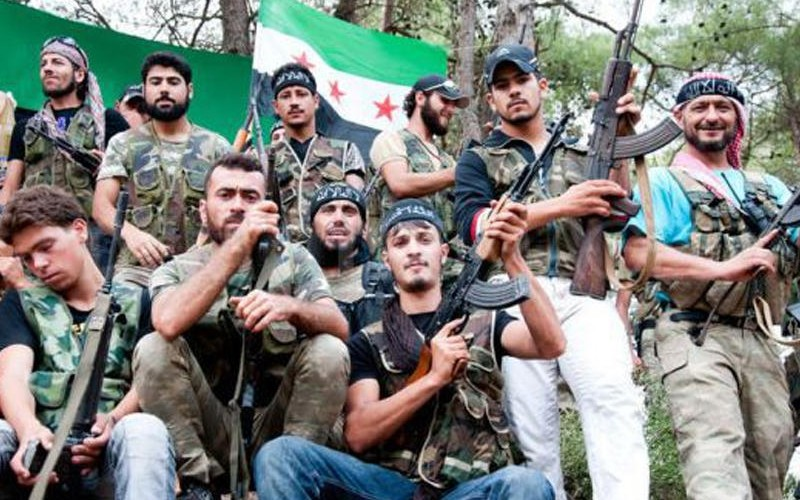 Сирийские туркманы просят помощи у Турции