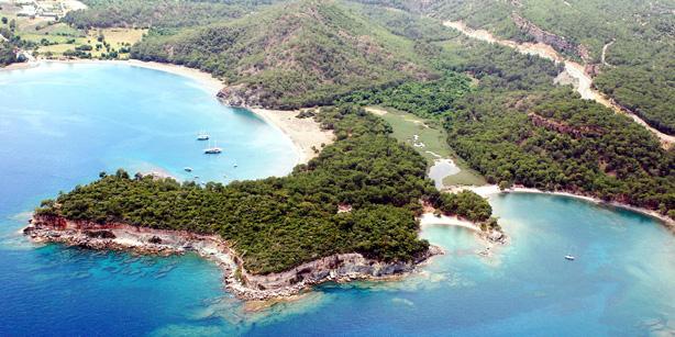 Турция на 7-м месте среди индивидуальных туров россиян