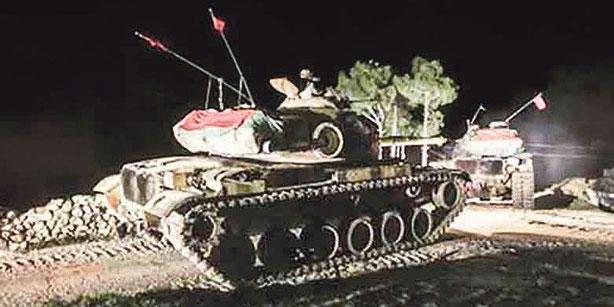 Ирак дал Турции 48 часов на вывод войск