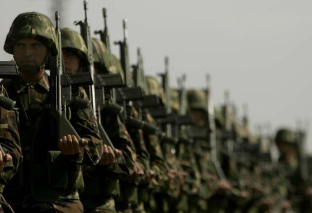 Турция посылает 150 солдат и 25 танков в Ирак