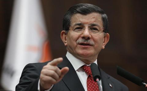 Давутоглу: «Турция — единственный партнер Европы в борьбе с терроризмом»