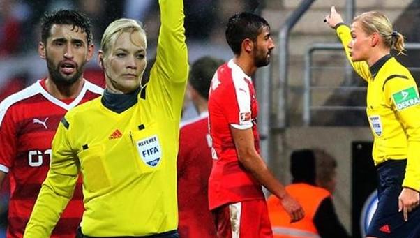 Турецкий футболист будет наказан за сексизм по отношению к арбитру