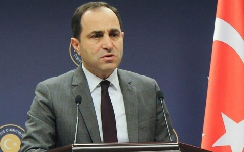 Турецкий МИД осуждает силовой разгон протестов во Франции