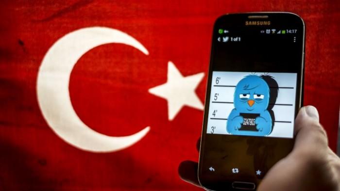 Власти Турции пригрозили Твиттеру закрытием