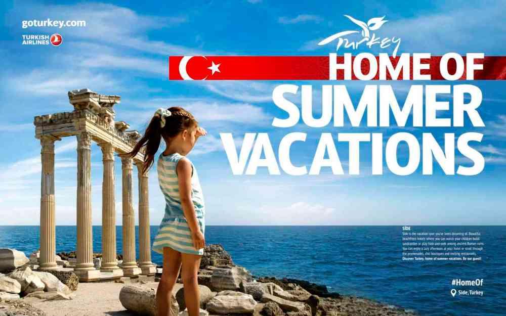 Стамбул, Манавгат и пляж Изтузу в списке Best of the Best