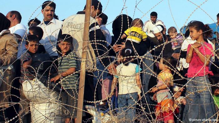 Болгария отгородилась от Турции колючей проволокой