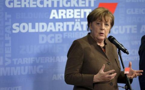 Меркель: Турции предстоит долгий путь в ЕС