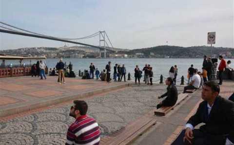 Погода бьет рекорды по всей Турции