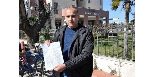 Муж в Измире «сдал» жену за оскорбление Эрдогана