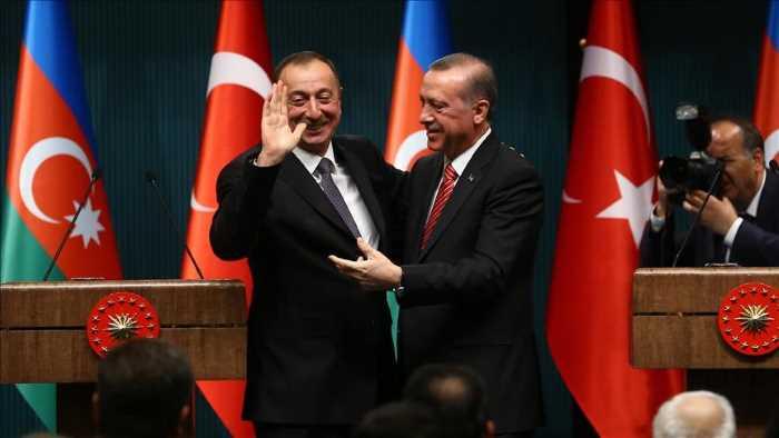 Эрдоган поздравил Алиева с победой на выборах