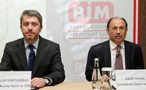 BIM расширяется в Турции и северной Африке