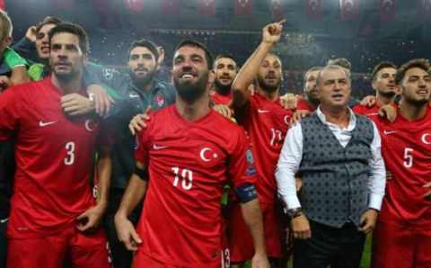 Турция оказалась сильнее Швеции
