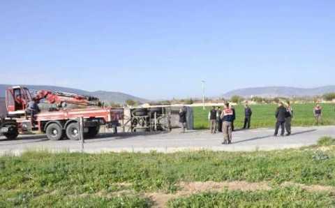 ДТП с участием автобуса: 3 погибших