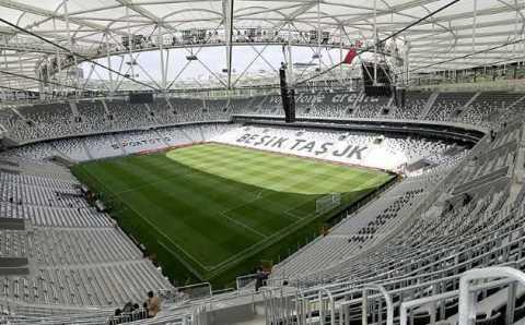 Состоялось открытие домашнего стадиона Бешикташа
