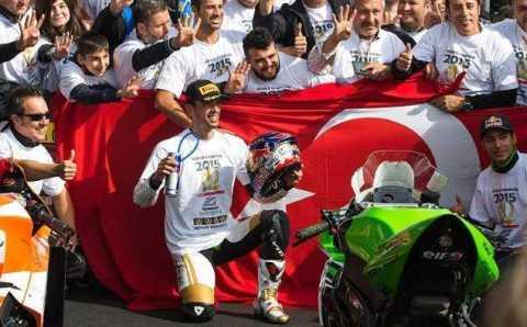 Кенан Софуоглу выиграл третий этап чемпионата мира