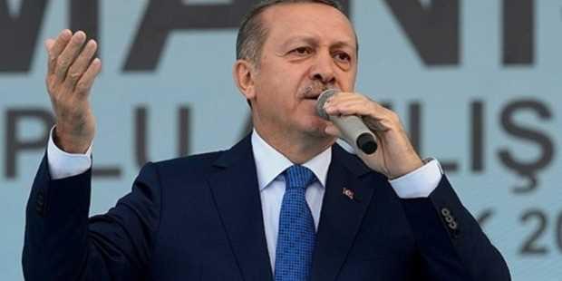 Президент сравнил события в Париже и парке Гези