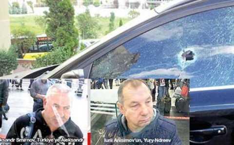 Сотрудники спецслужб РФ задержаны за убийство в Стамбуле