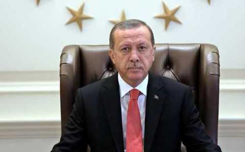 Эрдоган на 7-м месте среди мировых лидеров в Twitter