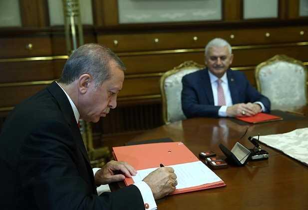 Премьер передал президенту часть своих полномочий
