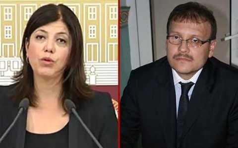 Депутат АКР обозвал депутата HDP «уродиной»