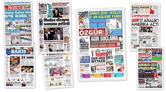 СМИ Турции: 26 мая