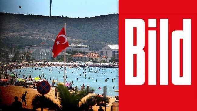 Bild приглашает немцев отдохнуть в Турции