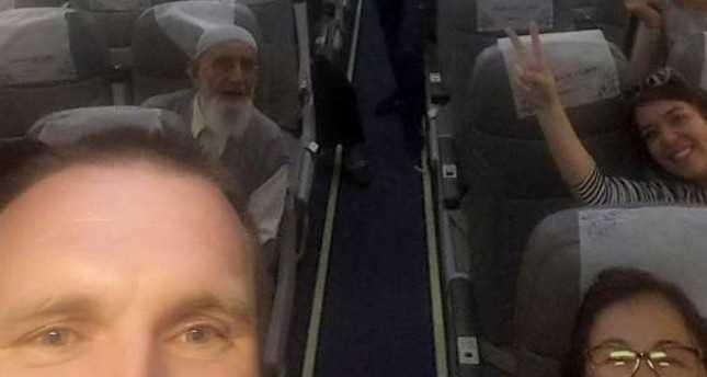 Пассажиры Anadolu Jet устроили забастовку на борту