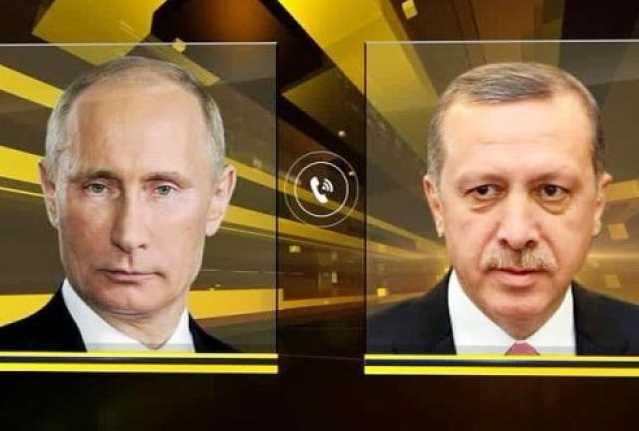 Владимир Путин позвонил Реджепу Тайипу Эрдогану