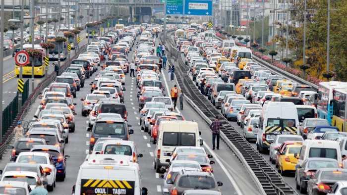 Большинство легковых автомобилей Турции работают на газе