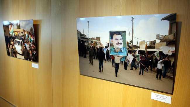 Анкара разгневана фотовыставкой РПК в Брюсселе