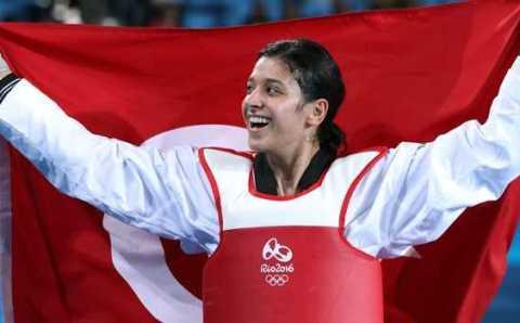 Первая «женская медаль» пришла из тхэквондо