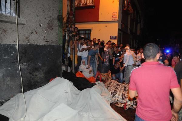Теракт на свадьбе в Газиантепе: 30 погибших, 94 раненых