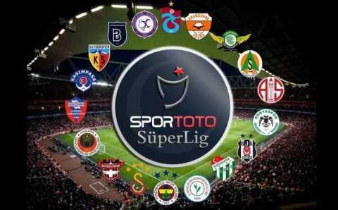 Обзор 20-го тура Суперлиги Турции