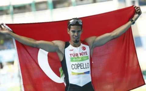 Вторая бронза в Олимпийской копилке Турции