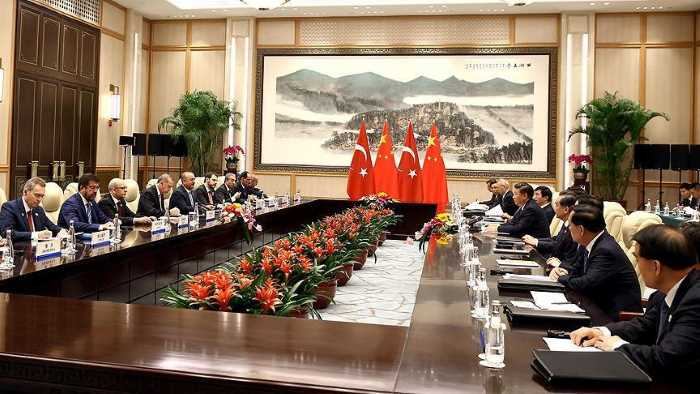 Турция и Китай подписали три соглашения