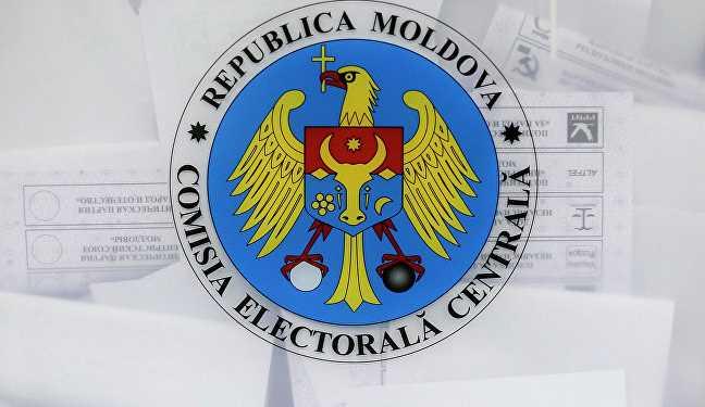 Выборы Президента Молдовы на территории Турции