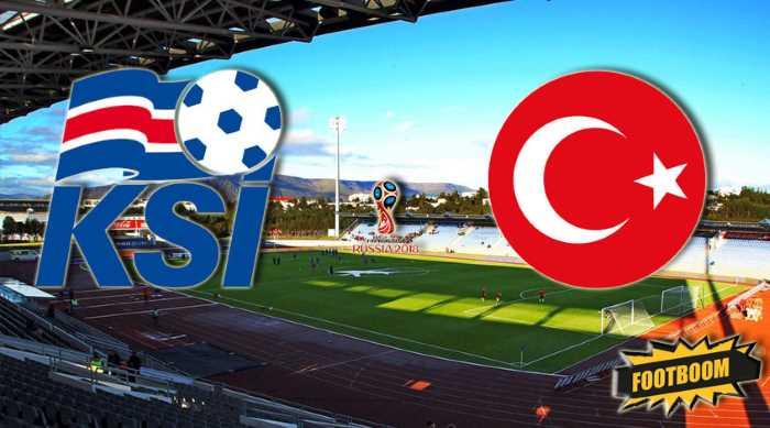 Турция ничего не смогла поделать с Исландией