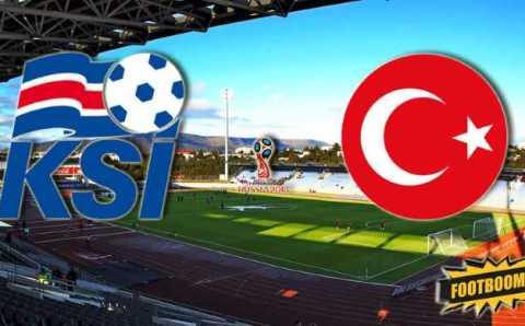 Турция сегодня на выезде сразится с Исландией