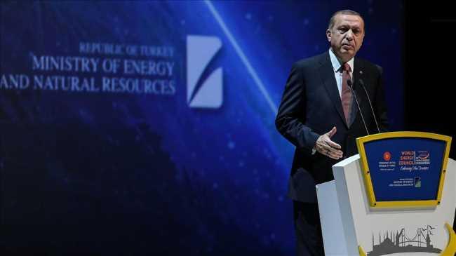 Эрдоган: «Мы планируем создание трех АЭС в Турции»