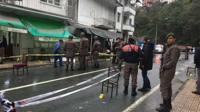 Обстрел кофейни в Ризе: 3 погибших, 7 раненых