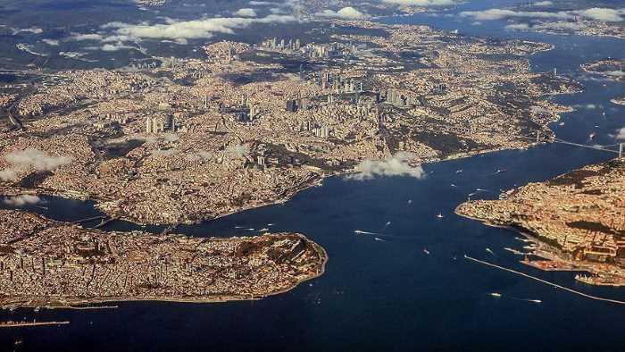 Стамбул разорвал побратимство с Роттердамом