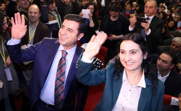 HDP прекращает свою работу в парламенте